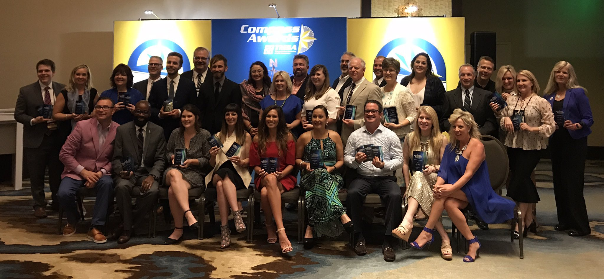2017 Compass Award winners