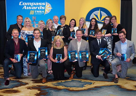 Compass winners
